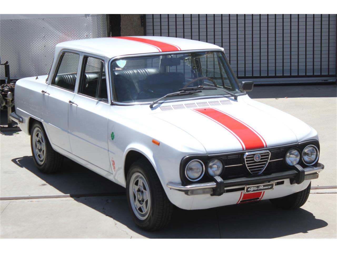 Large Picture of 1974 Alfa Romeo Giulietta Spider - LBHD