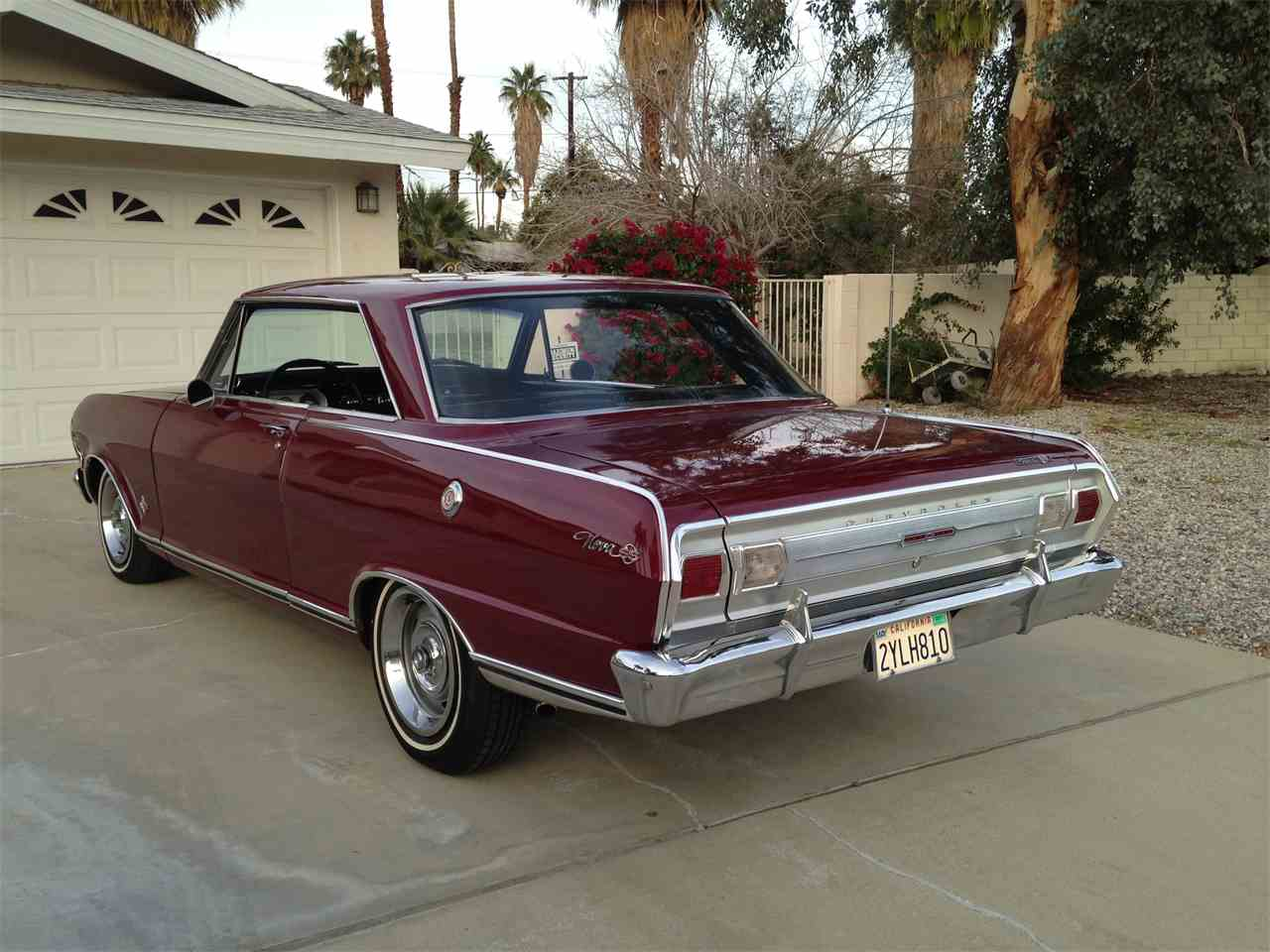 Classic Cars For Sale In California