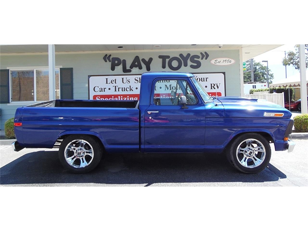 Large Picture of '70 F100 - LBIC