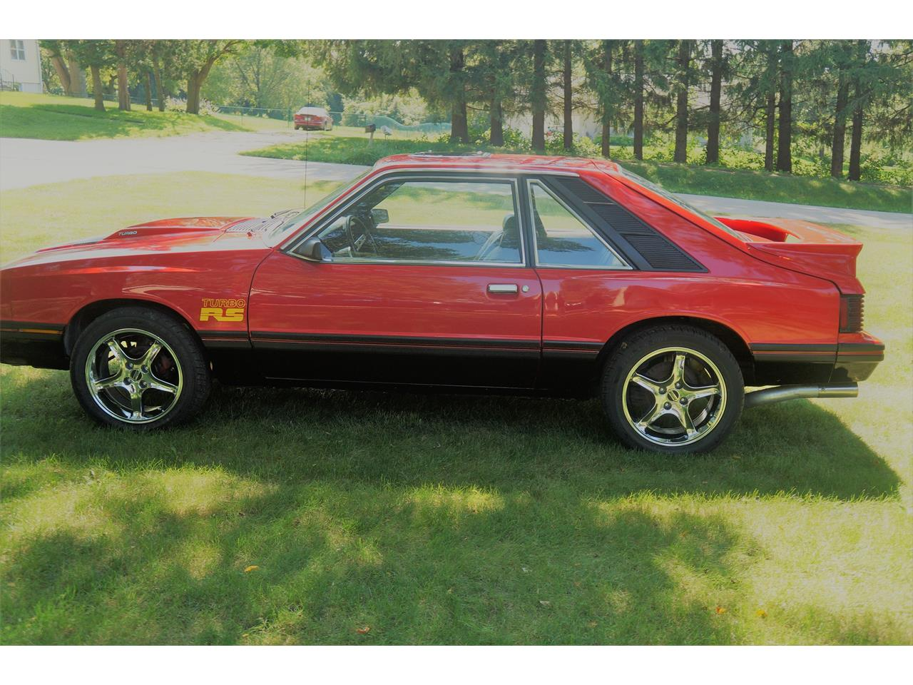 Large Picture of 1979 Capri located in Mount Vernon Iowa Offered by a Private Seller - LBIN