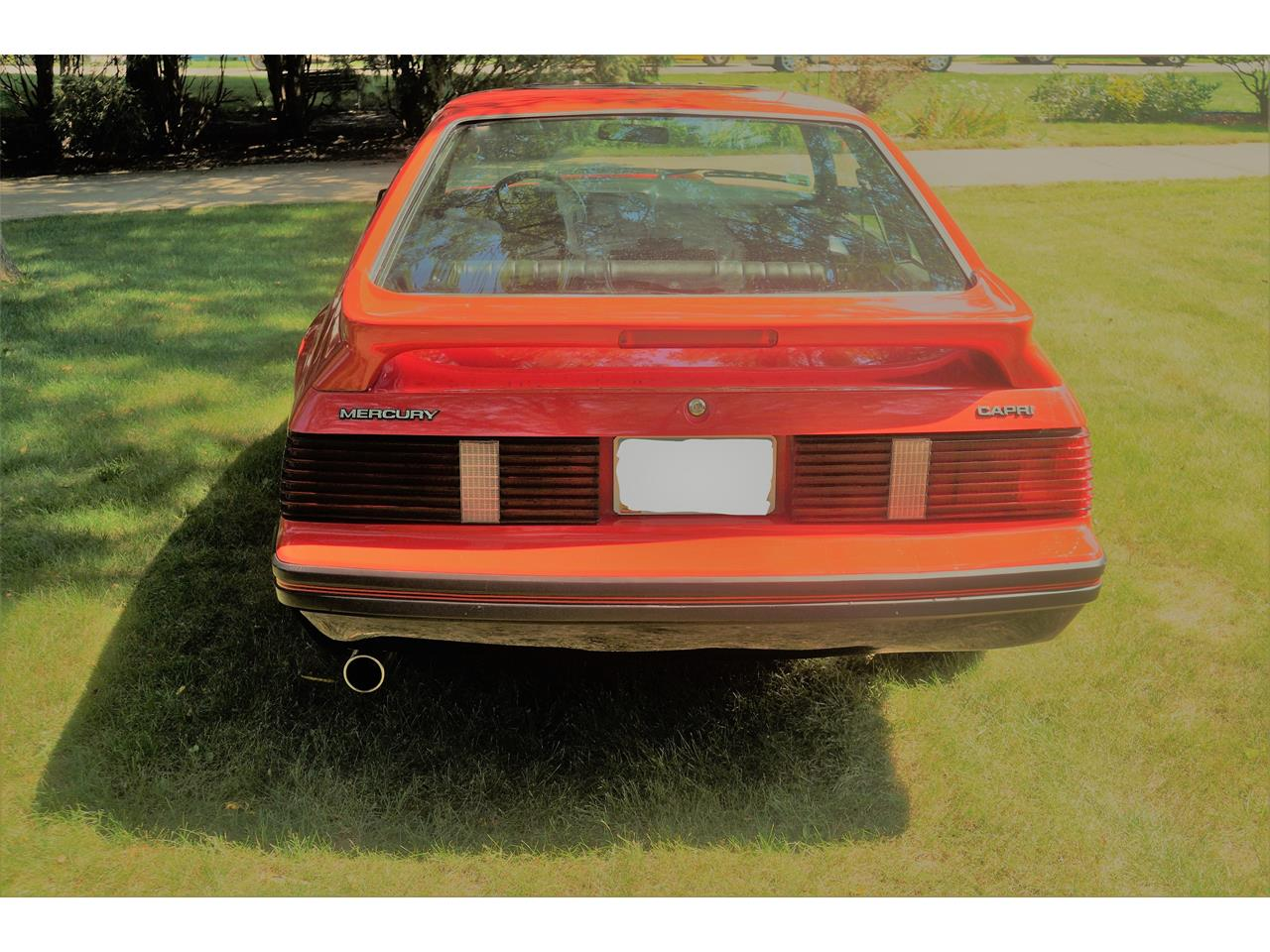 Large Picture of '79 Mercury Capri located in Iowa Offered by a Private Seller - LBIN