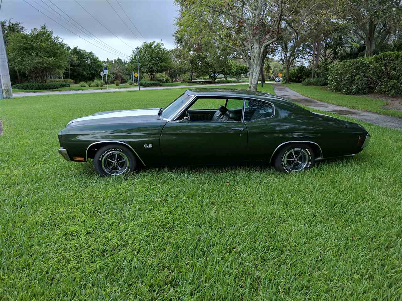 Large Picture of '70 Chevelle SS - LBIO