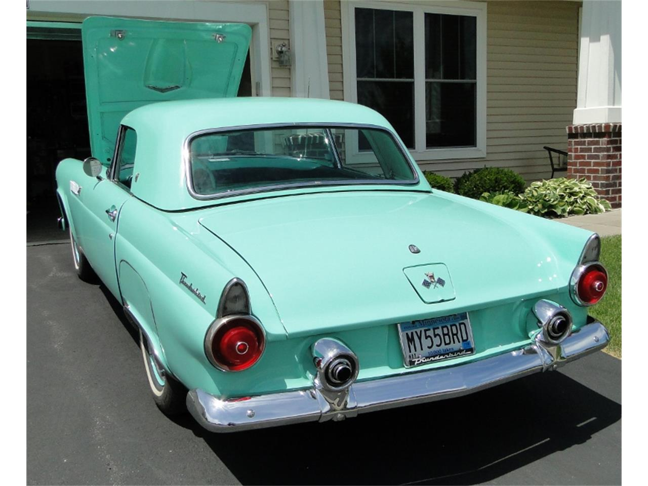 Large Picture of '55 Thunderbird - LBIZ