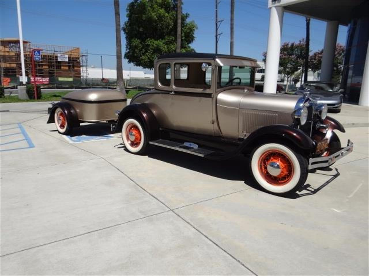 Large Picture of '29 Model A - LBJ4