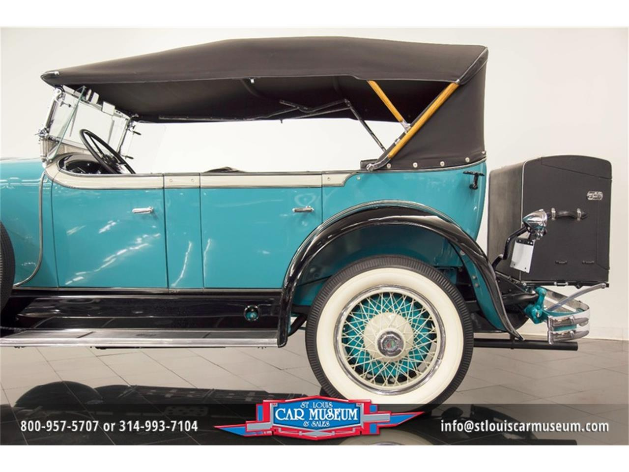 Large Picture of '29 Series 328 4-Passenger Phaeton - LBJK