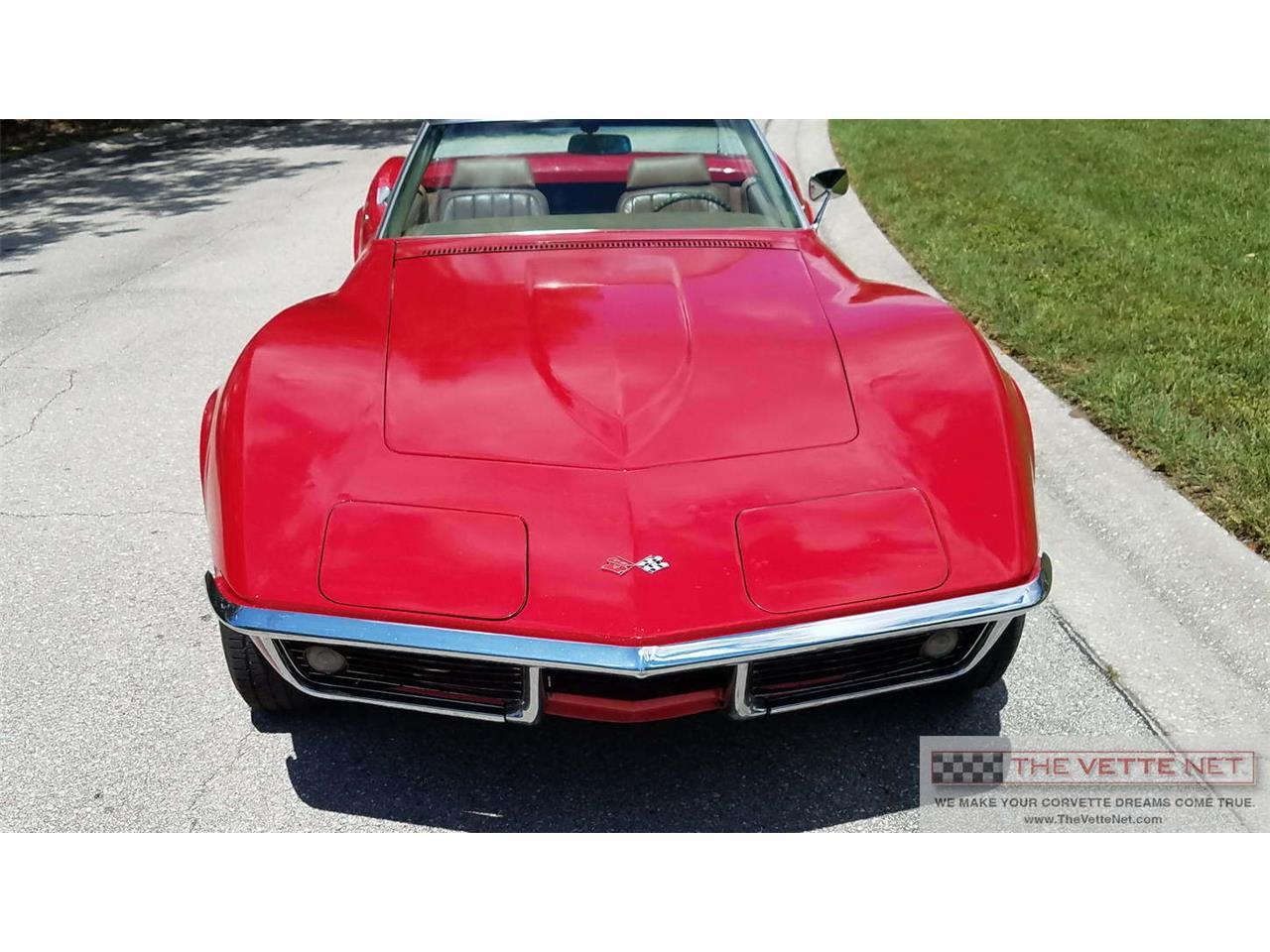 Large Picture of '69 Corvette - LBK1