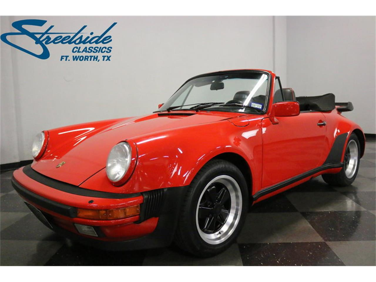 Large Picture of '88 Porsche 911 - $99,995.00 Offered by Streetside Classics - Dallas / Fort Worth - LBK3