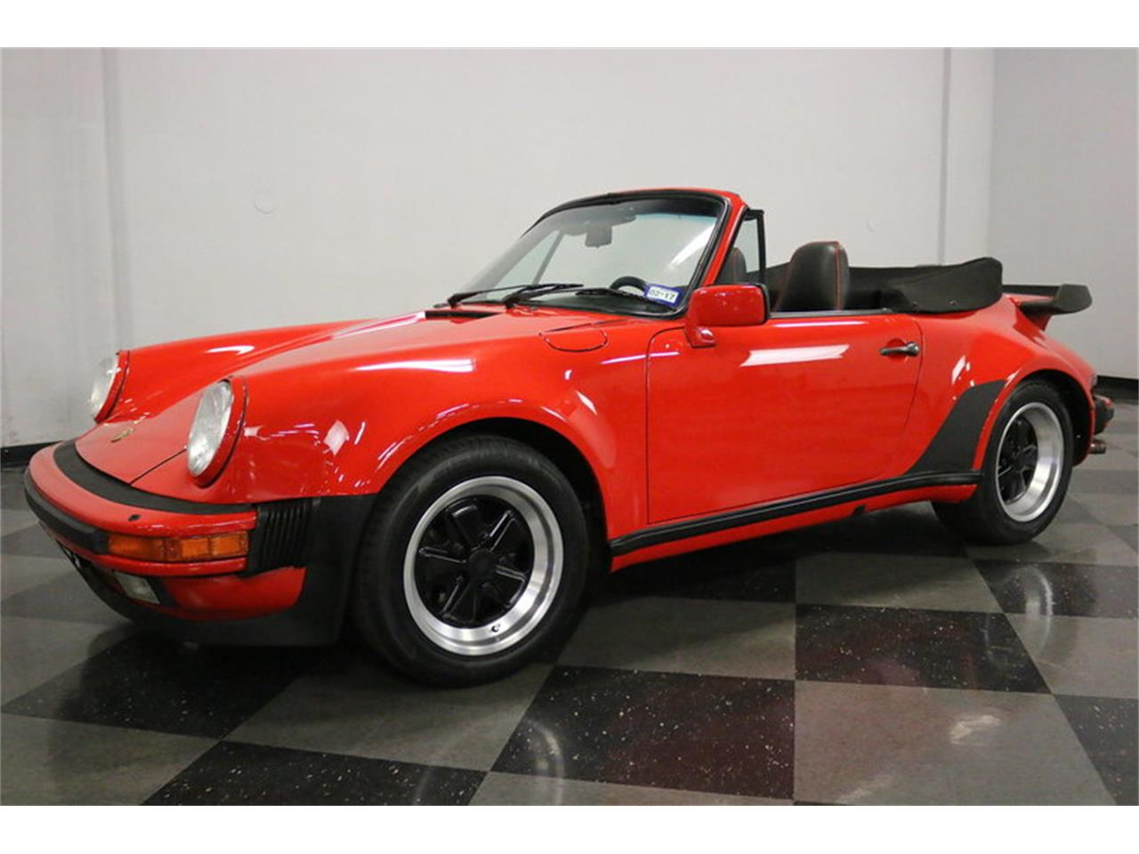 Large Picture of '88 Porsche 911 located in Texas Offered by Streetside Classics - Dallas / Fort Worth - LBK3
