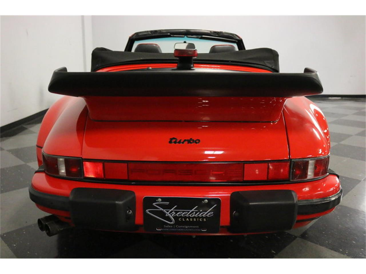 Large Picture of '88 Porsche 911 located in Ft Worth Texas Offered by Streetside Classics - Dallas / Fort Worth - LBK3
