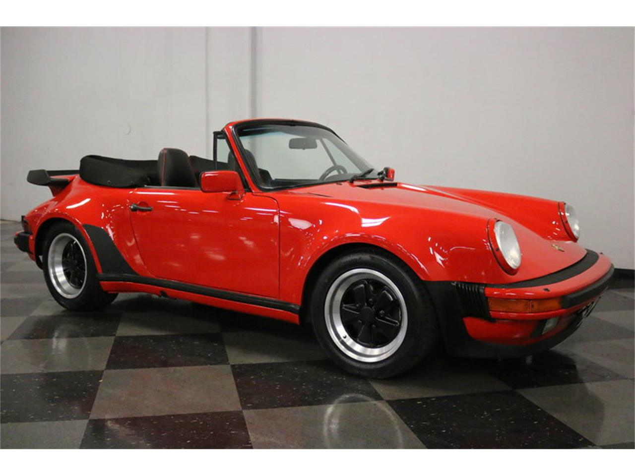 Large Picture of '88 911 located in Ft Worth Texas Offered by Streetside Classics - Dallas / Fort Worth - LBK3