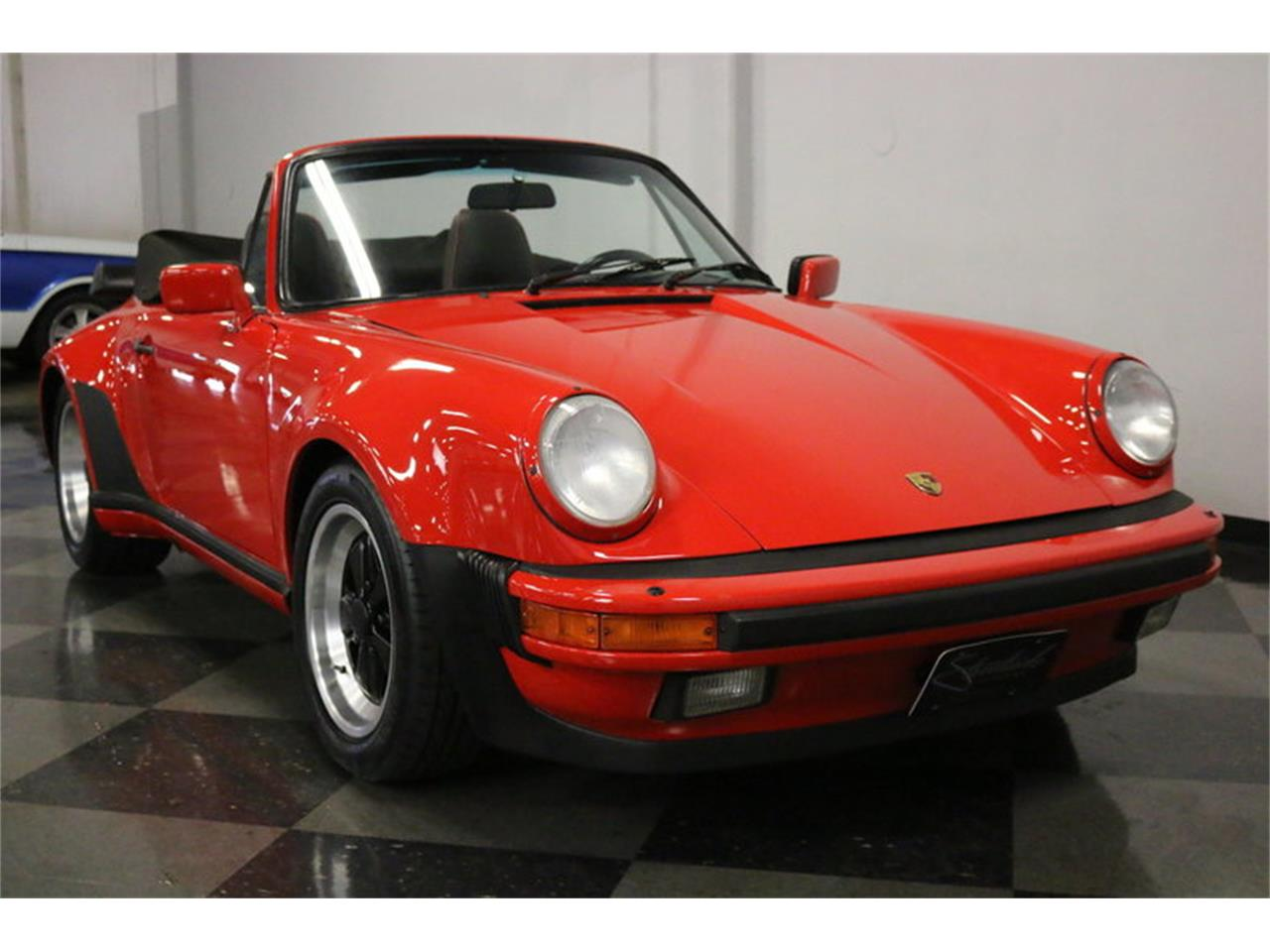 Large Picture of 1988 Porsche 911 located in Texas Offered by Streetside Classics - Dallas / Fort Worth - LBK3