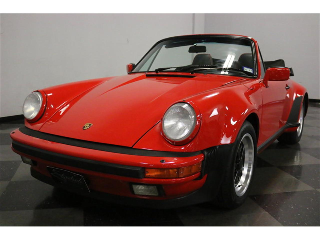 Large Picture of 1988 Porsche 911 located in Texas - $99,995.00 Offered by Streetside Classics - Dallas / Fort Worth - LBK3