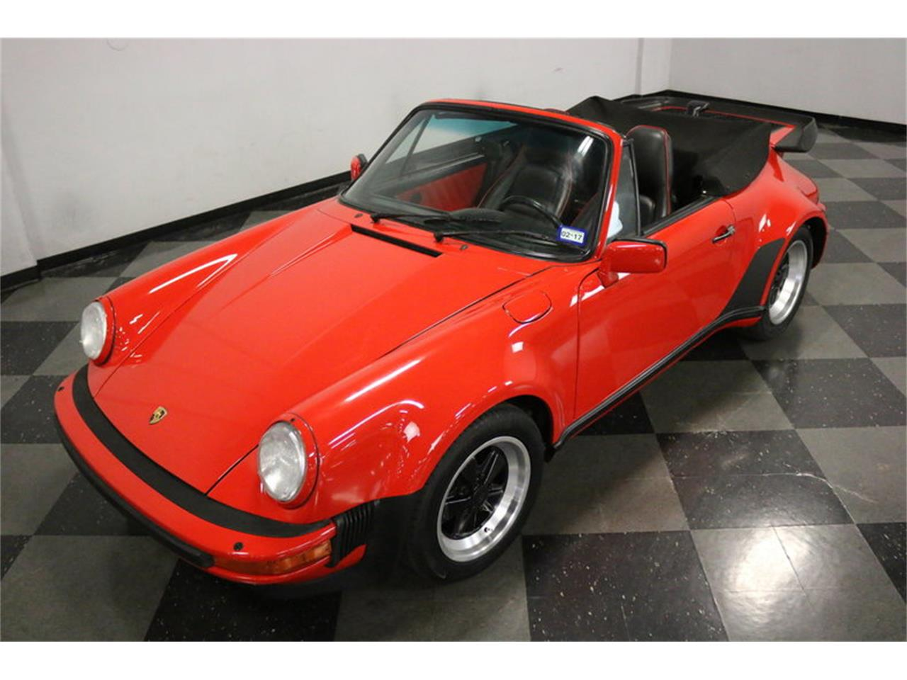 Large Picture of 1988 Porsche 911 located in Ft Worth Texas - $99,995.00 Offered by Streetside Classics - Dallas / Fort Worth - LBK3