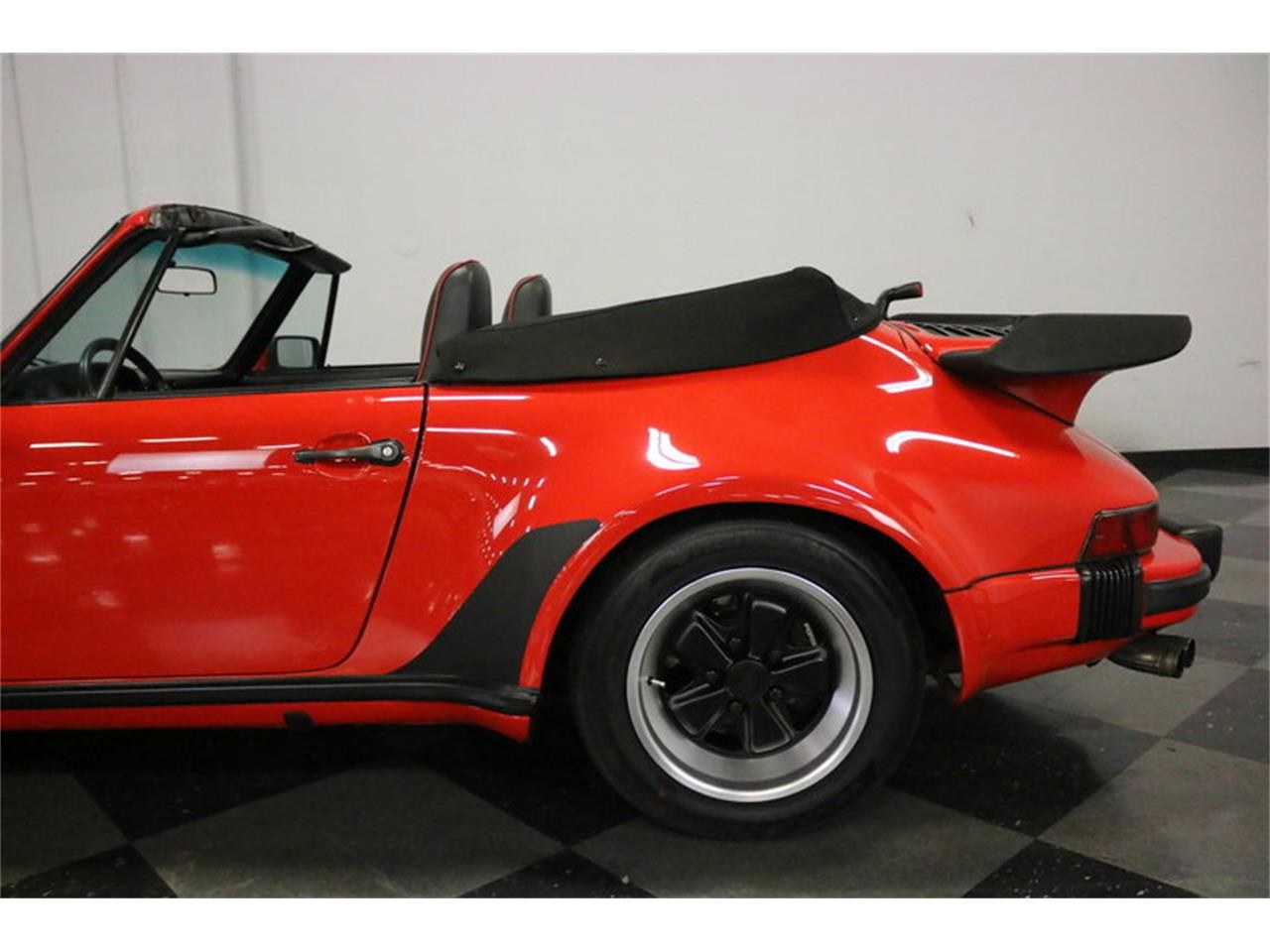 Large Picture of '88 911 - $99,995.00 Offered by Streetside Classics - Dallas / Fort Worth - LBK3