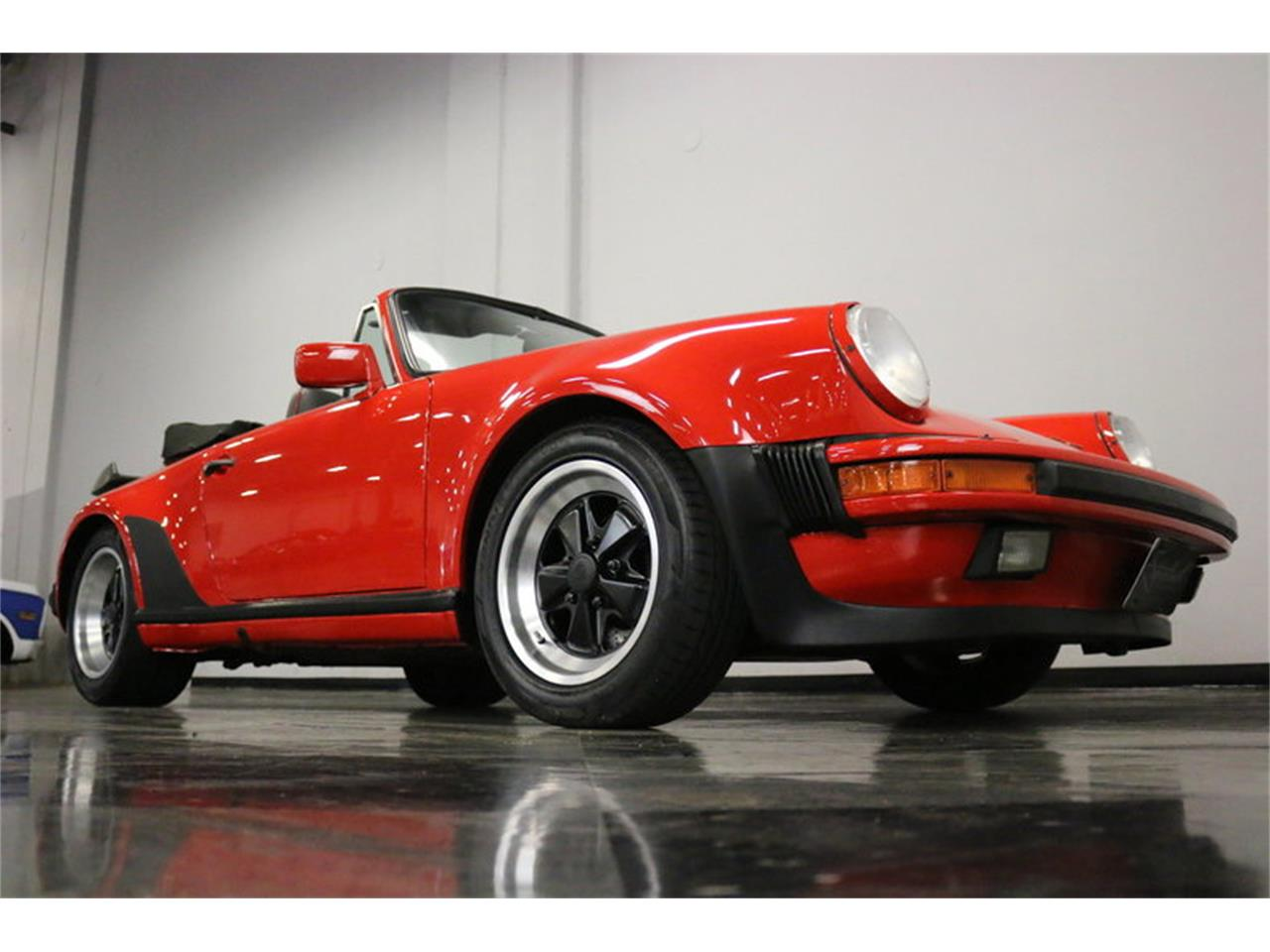 Large Picture of 1988 911 Offered by Streetside Classics - Dallas / Fort Worth - LBK3