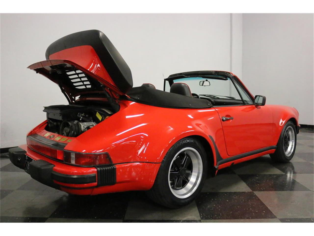 Large Picture of 1988 911 - $99,995.00 Offered by Streetside Classics - Dallas / Fort Worth - LBK3