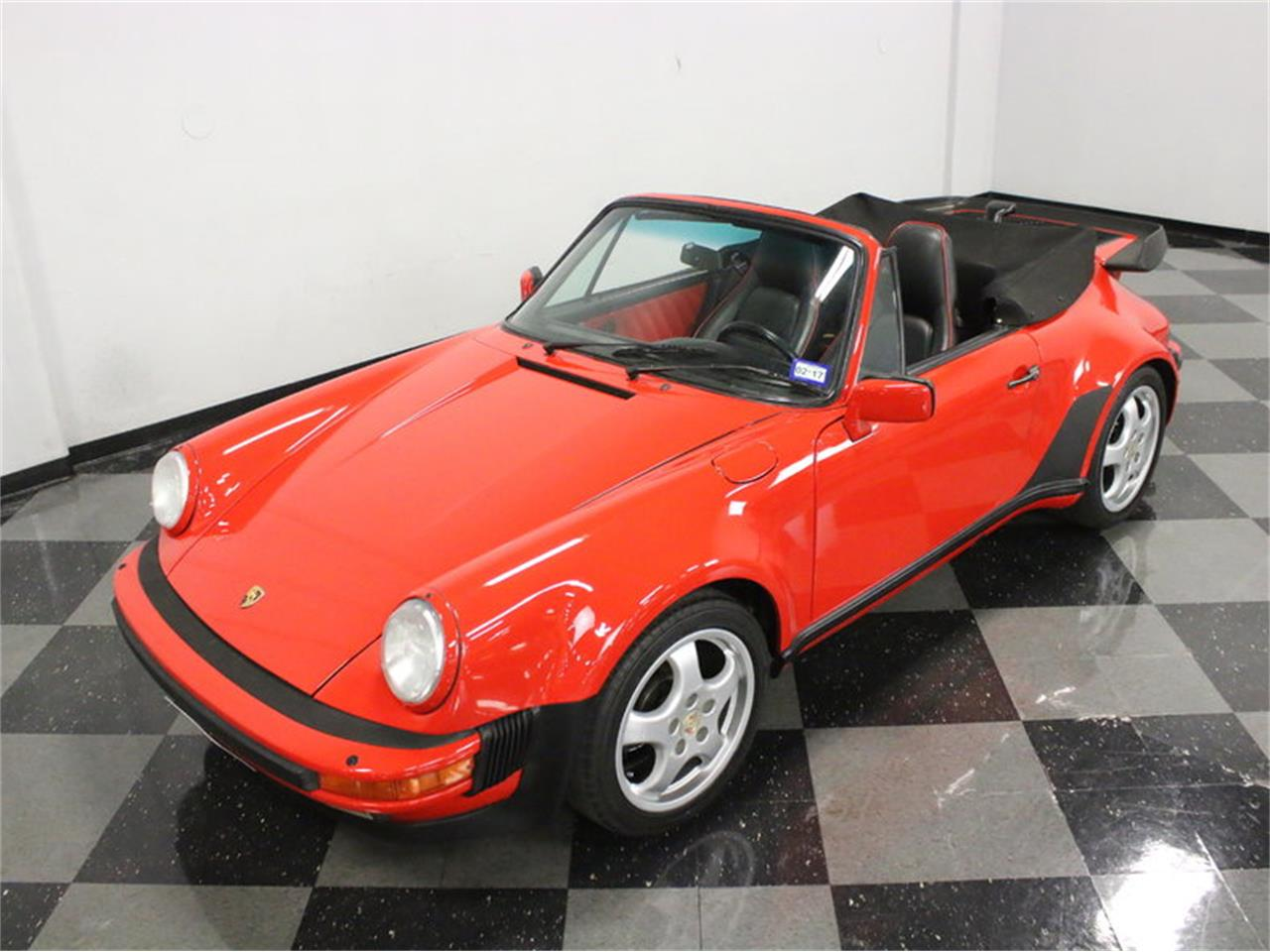 Large Picture of 1988 Porsche 911 located in Ft Worth Texas Offered by Streetside Classics - Dallas / Fort Worth - LBK3