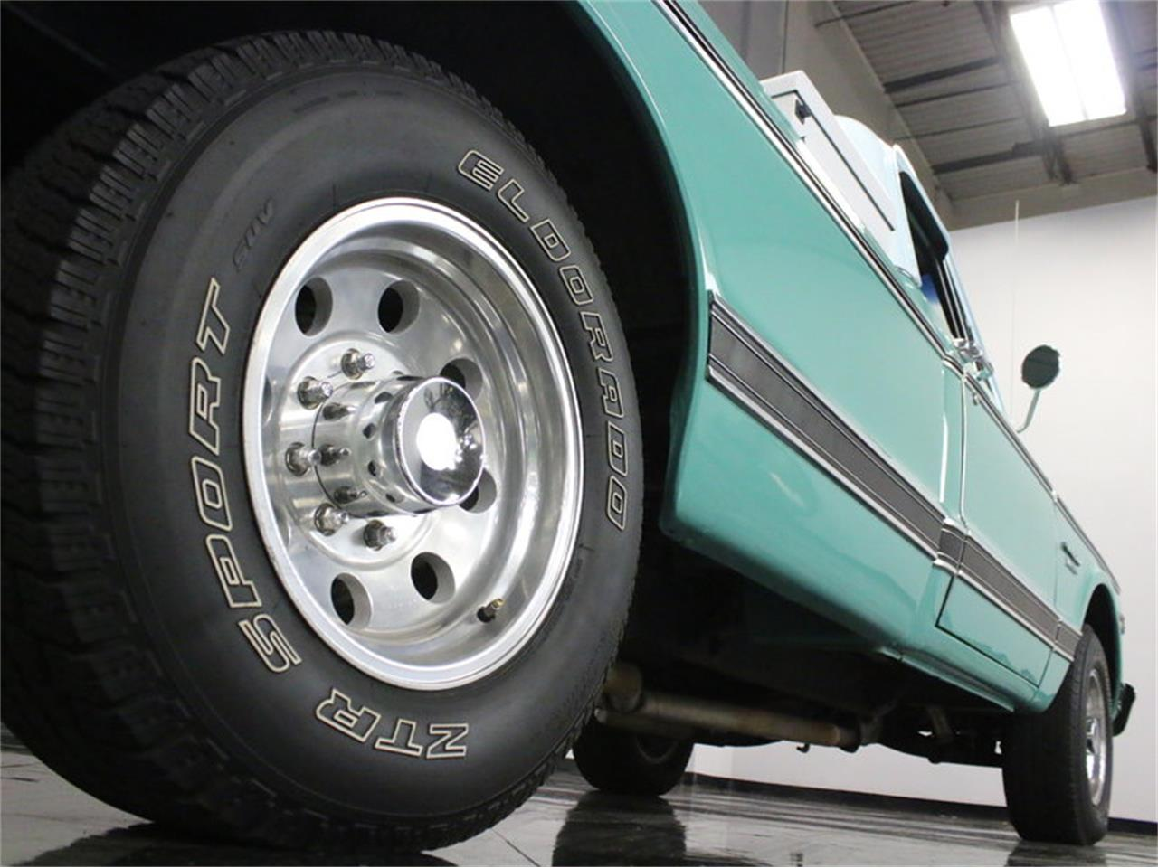 Large Picture of '69 C20 Custom - LBK4