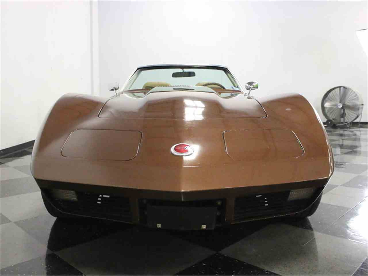 Large Picture of '74 Chevrolet Corvette located in Texas - LBK6