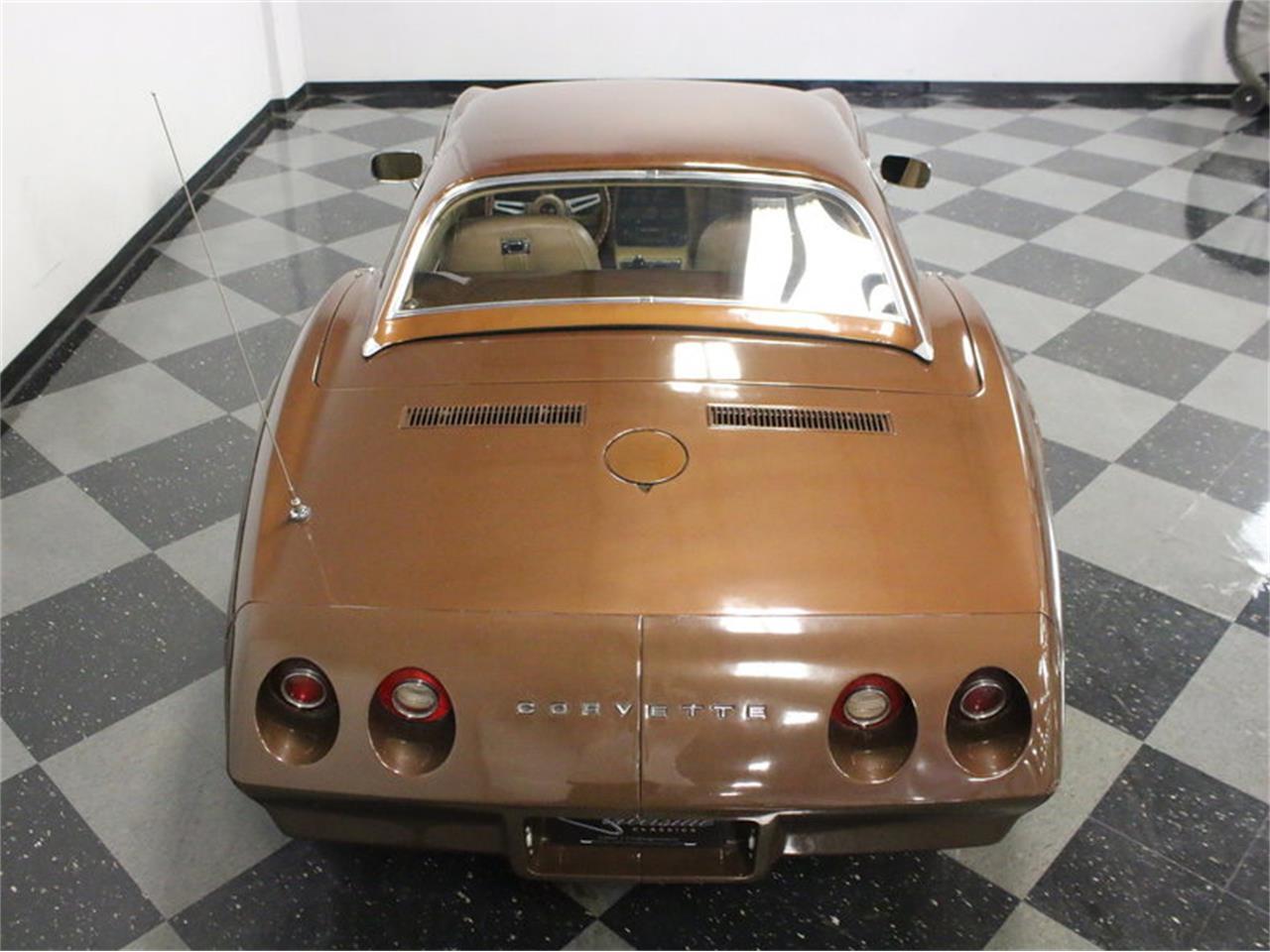 Large Picture of '74 Corvette - LBK6