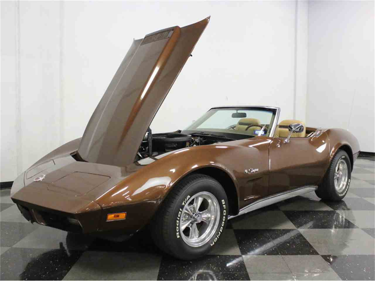 Large Picture of 1974 Chevrolet Corvette - $22,995.00 Offered by Streetside Classics - Dallas / Fort Worth - LBK6