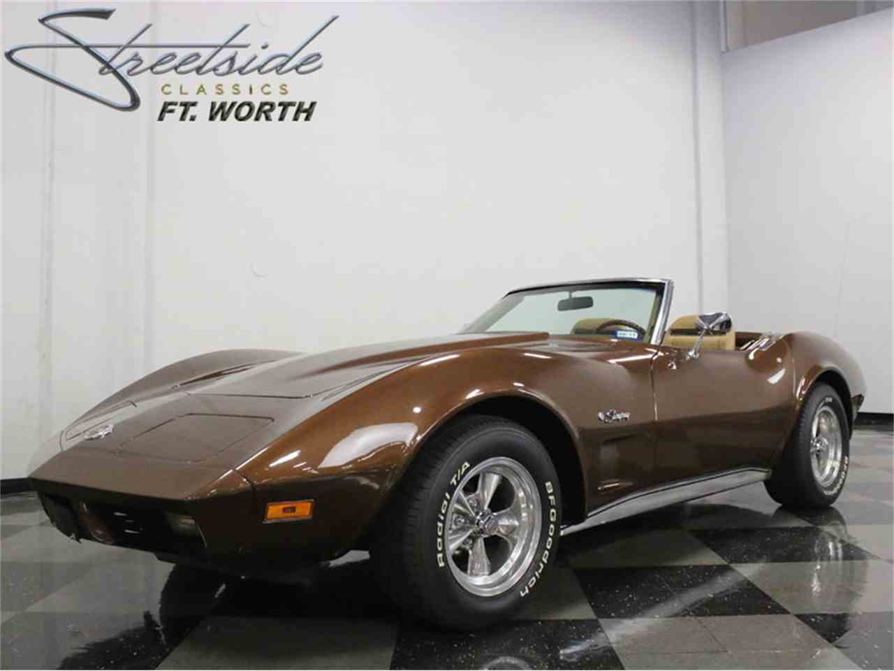 Large Picture of 1974 Chevrolet Corvette located in Ft Worth Texas - $22,995.00 - LBK6