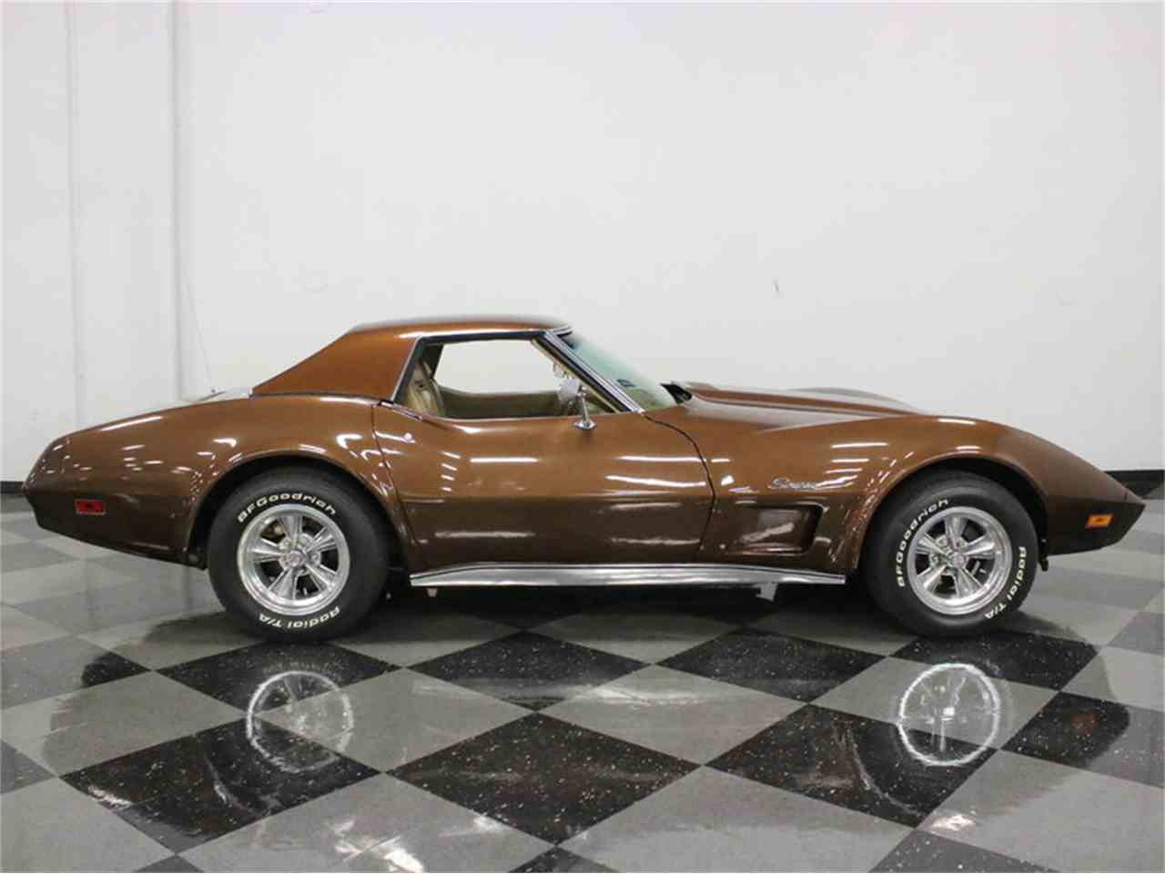 Large Picture of '74 Chevrolet Corvette - $22,995.00 Offered by Streetside Classics - Dallas / Fort Worth - LBK6