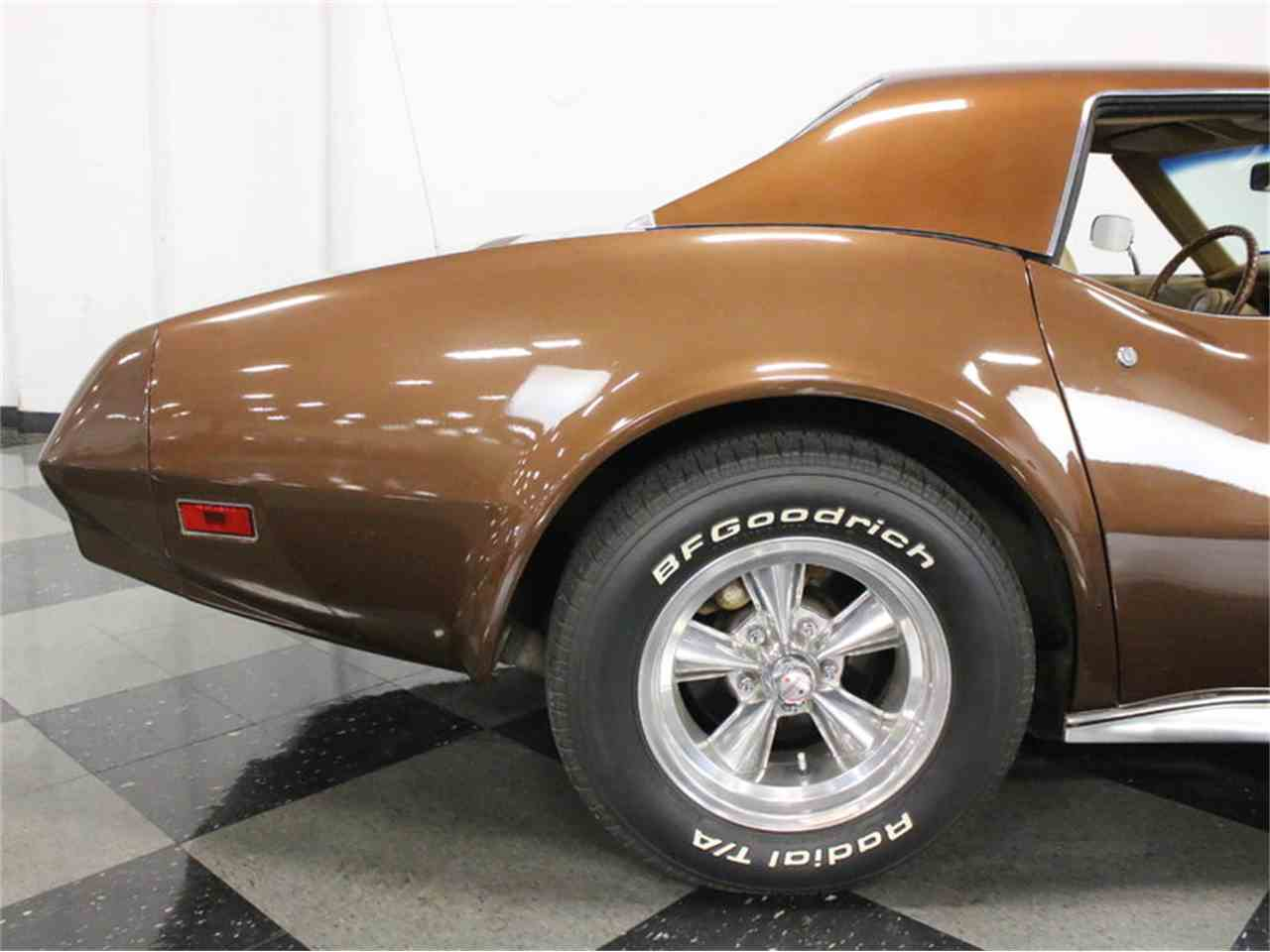 Large Picture of 1974 Chevrolet Corvette Offered by Streetside Classics - Dallas / Fort Worth - LBK6