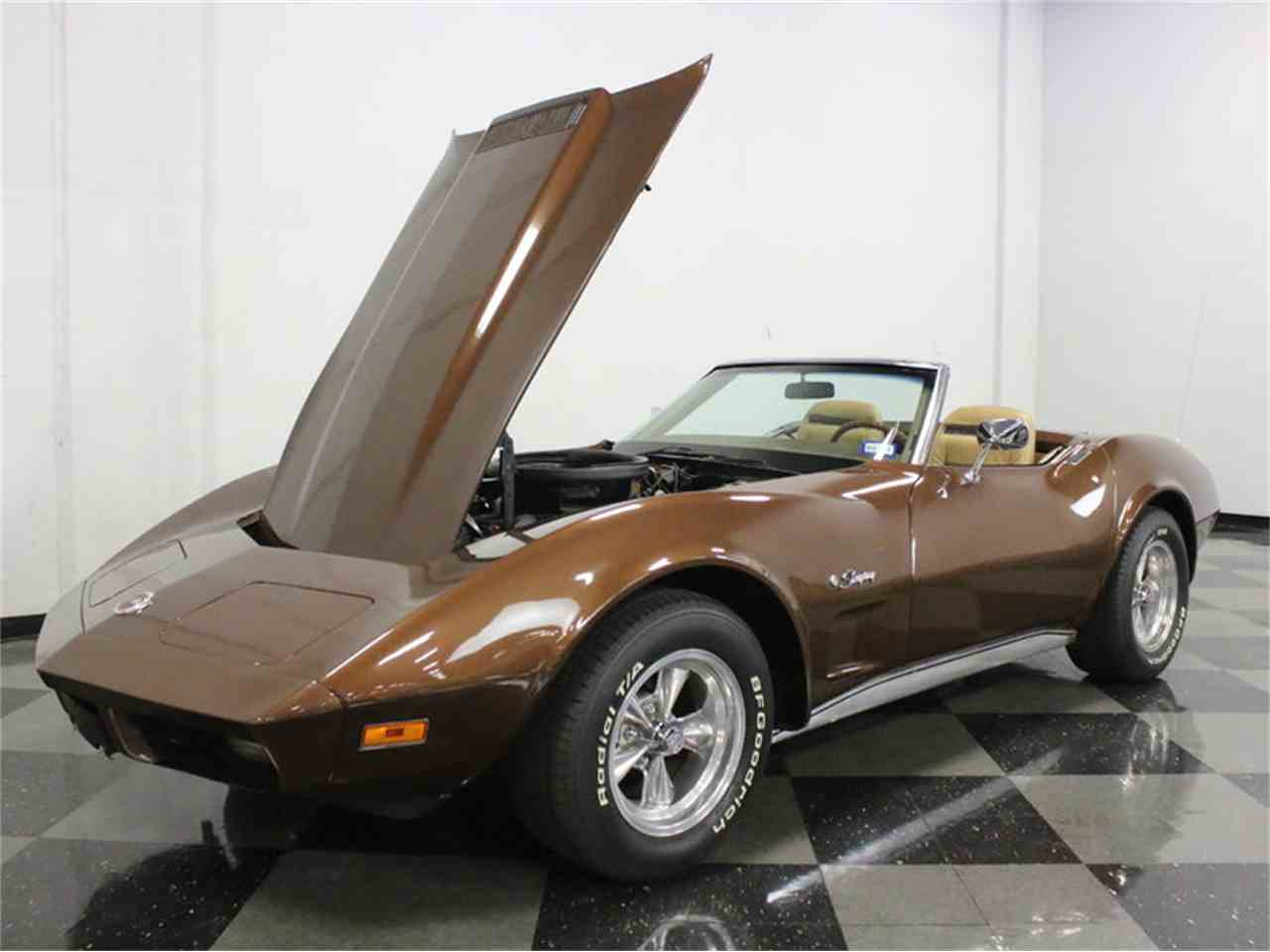 Large Picture of '74 Chevrolet Corvette located in Ft Worth Texas - $22,995.00 Offered by Streetside Classics - Dallas / Fort Worth - LBK6