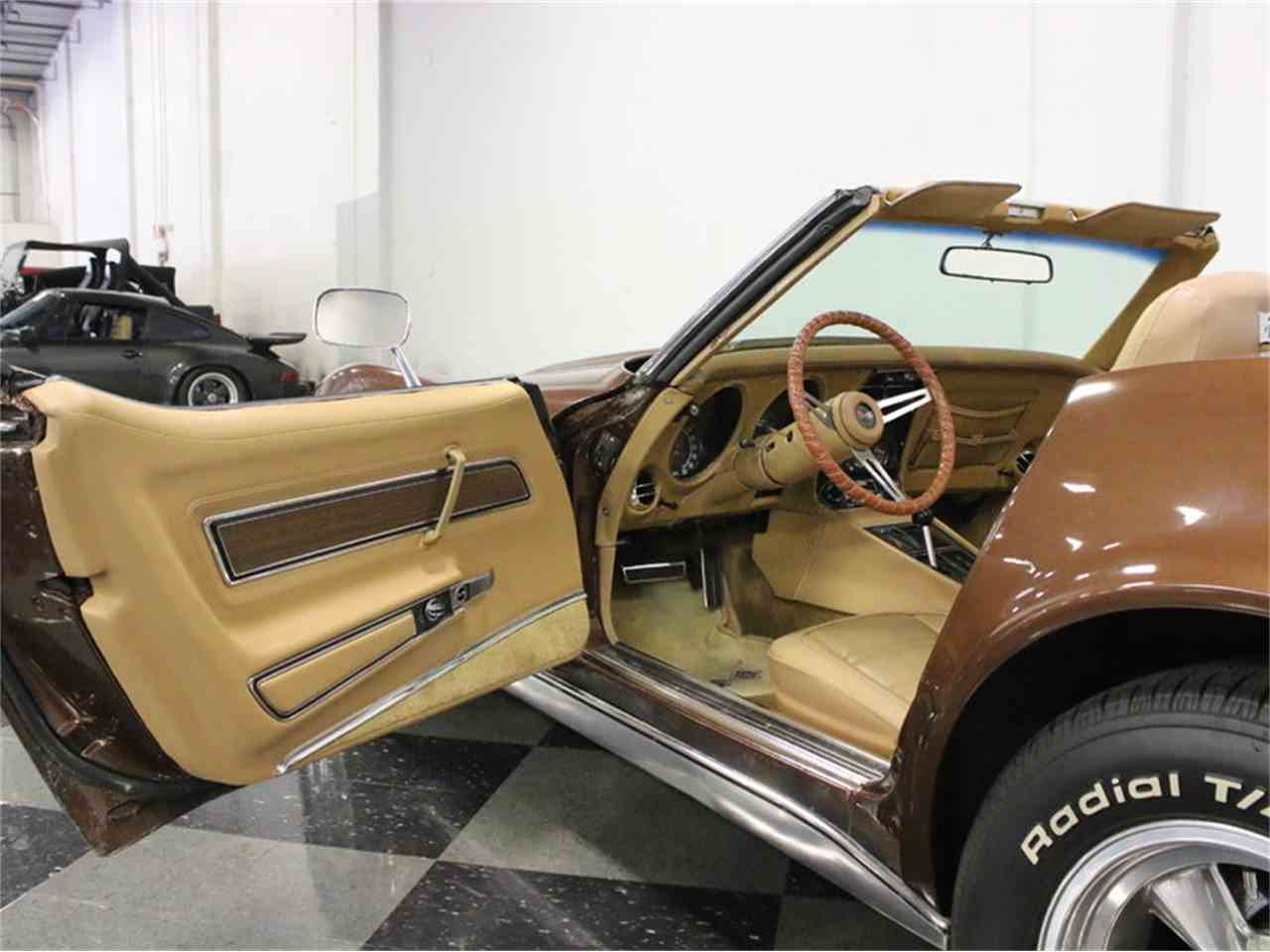 Large Picture of '74 Corvette Offered by Streetside Classics - Dallas / Fort Worth - LBK6