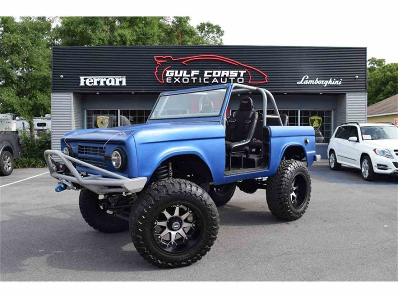 Large Picture of '68 Bronco - LBLQ