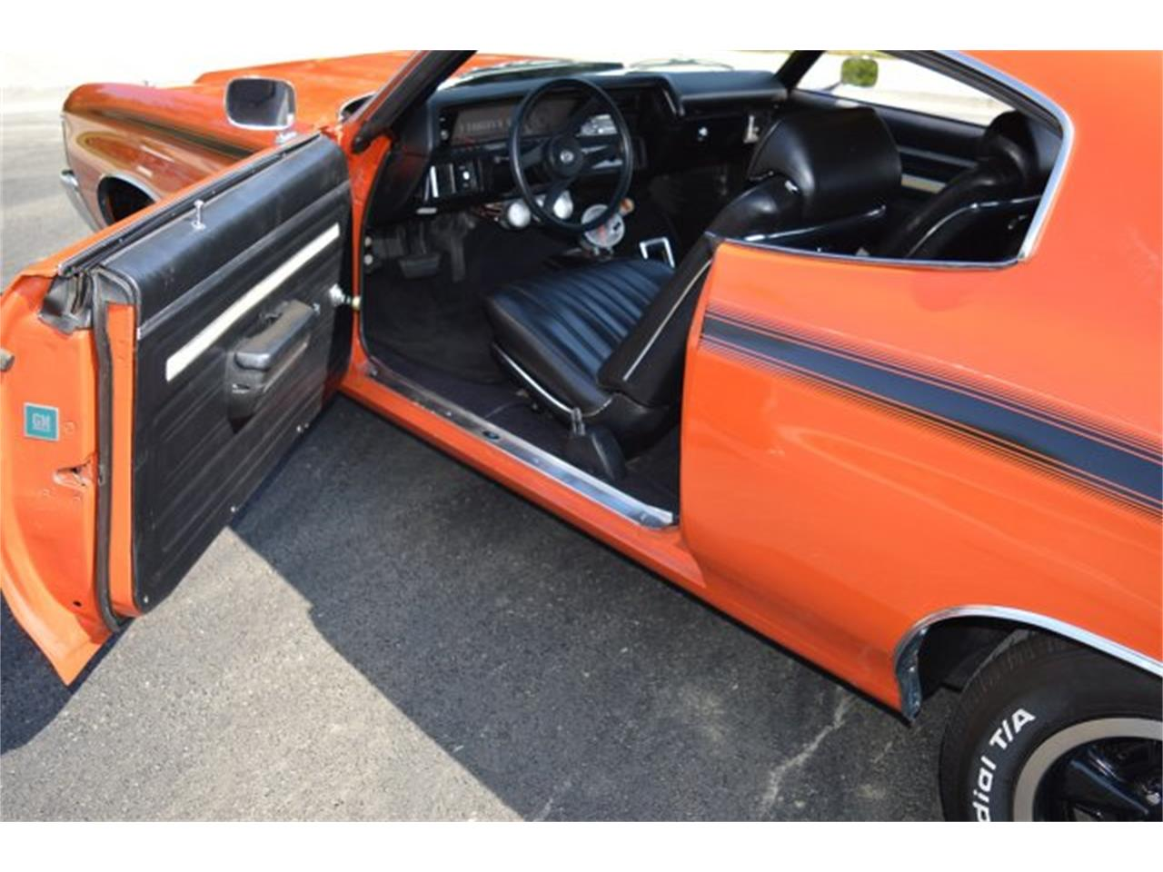 Large Picture of '72 Chevelle - LBLV