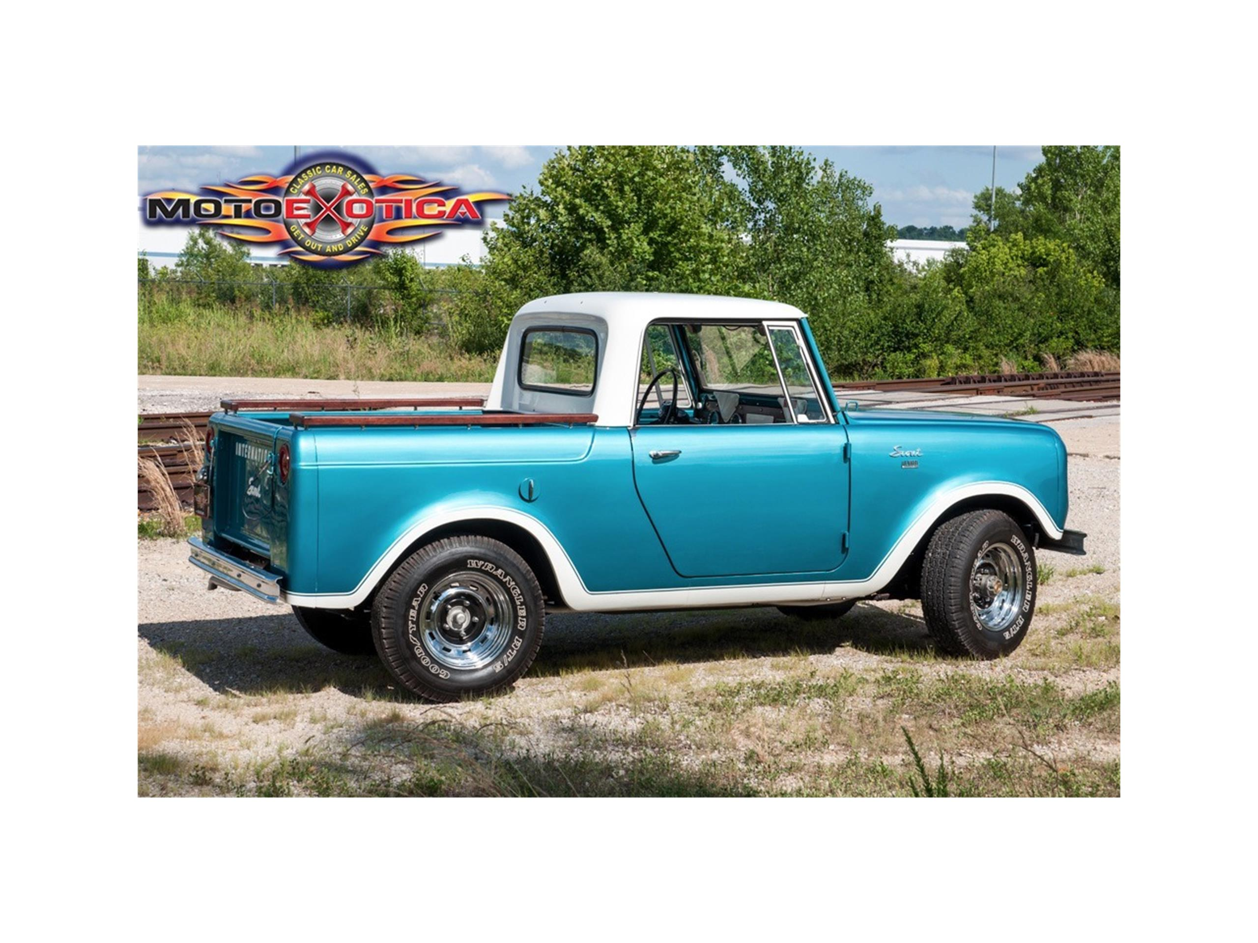 Large Picture of '64 Scout - LBM7