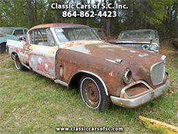 Picture of Classic '56 Studebaker Golden Hawk located in South Carolina - $1,000.00 - LBMI