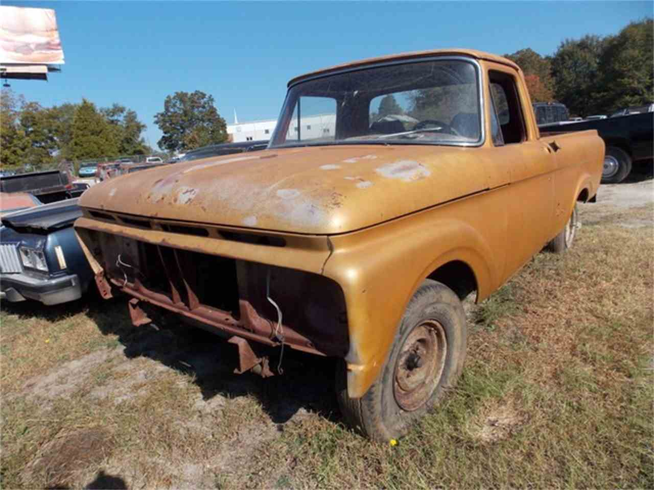 Large Picture of '63 F100 - LBMJ