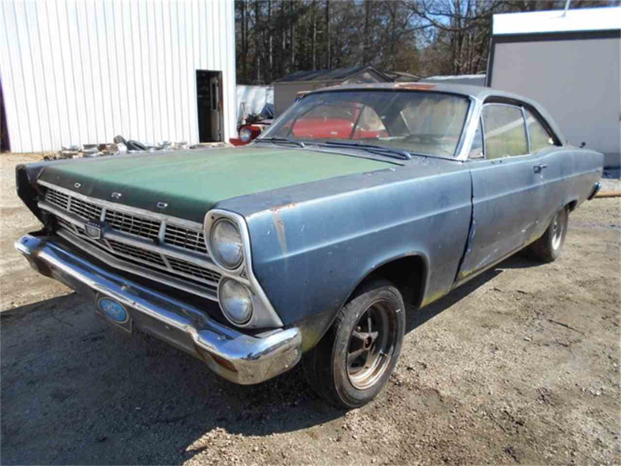 1967 ford fairlane 500 for sale cc 994847. Black Bedroom Furniture Sets. Home Design Ideas