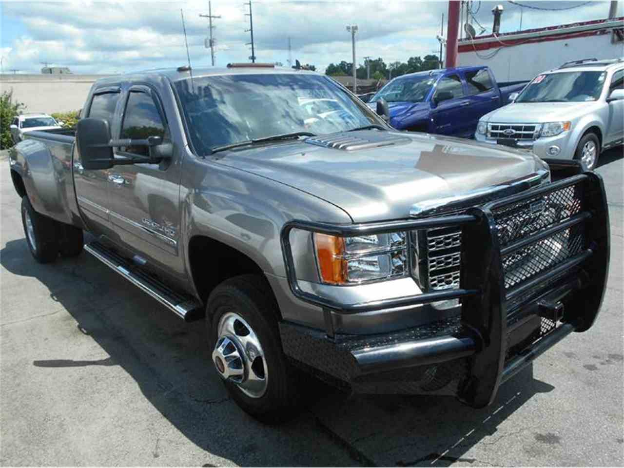 Large Picture of '13 Sierra - LBN0
