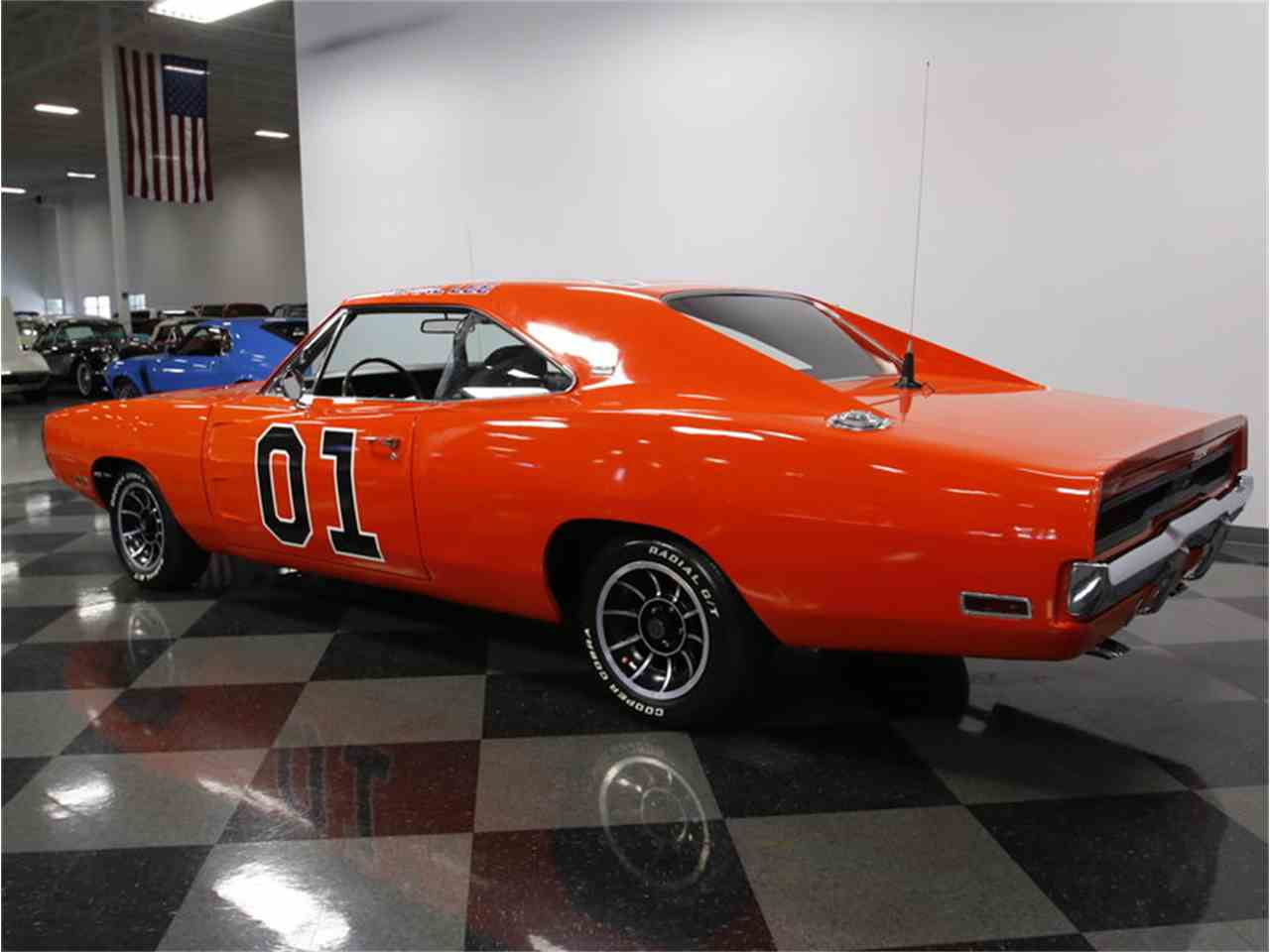 Large Picture of '70 Charger General Lee R/T - LBNP