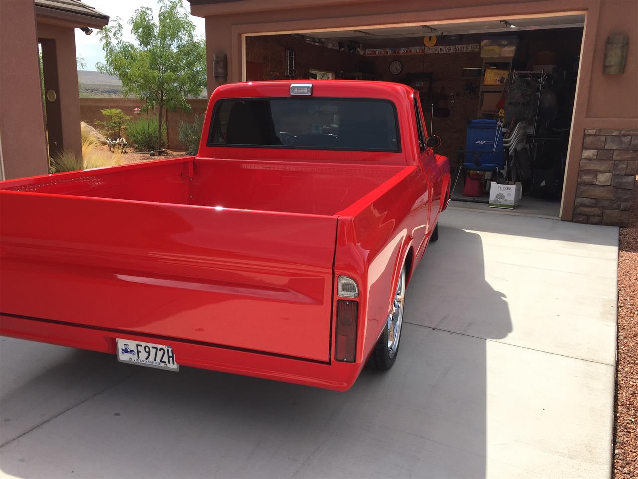 Large Picture of '71 Chevrolet C/K 10 located in Utah Offered by a Private Seller - LBOR