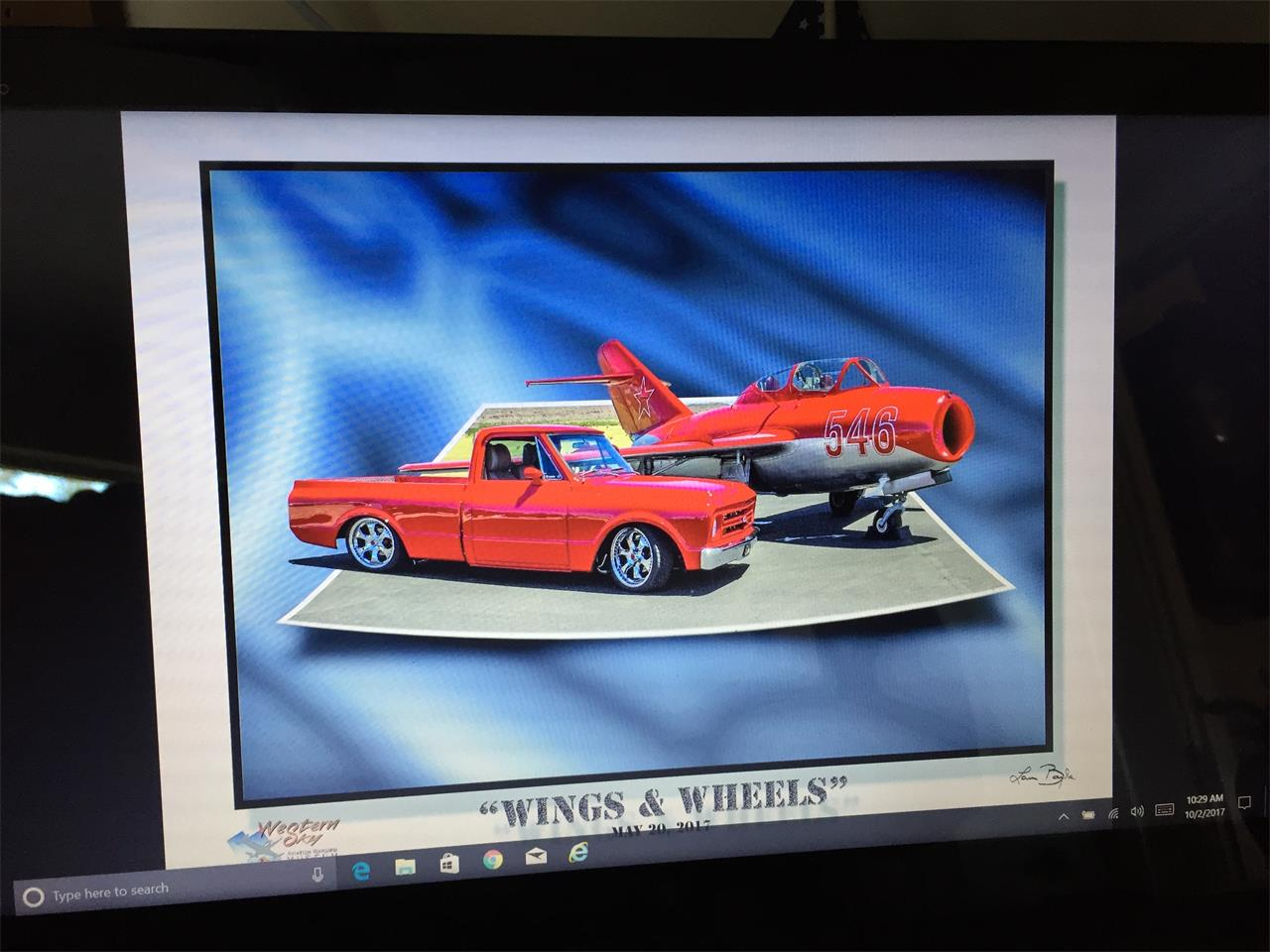 Large Picture of Classic 1971 Chevrolet C/K 10 - LBOR