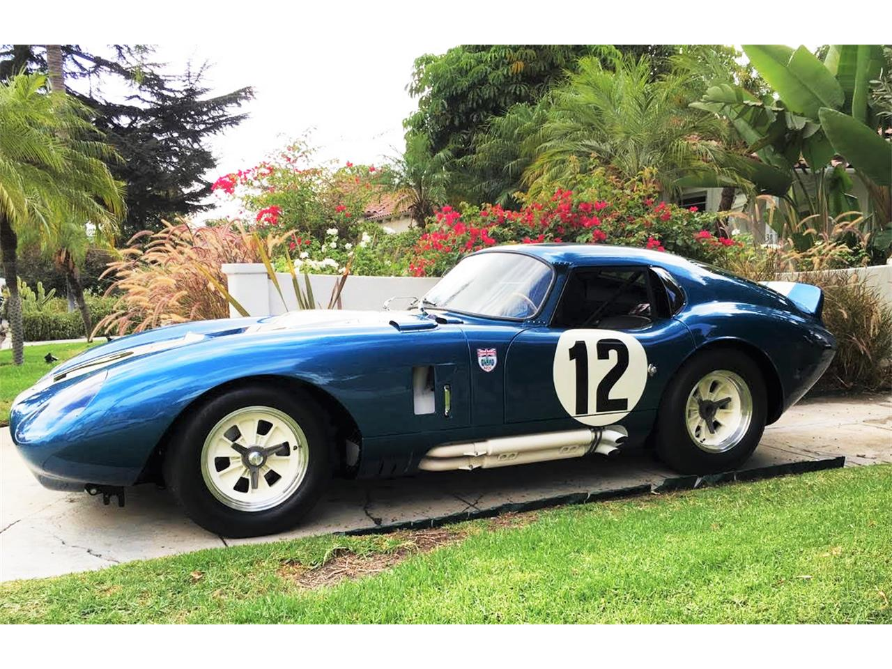 Large Picture of 1962 Custom Built Daytona Coupe - LBP2