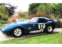 Picture of 1962 Custom Built Daytona Coupe - LBP2