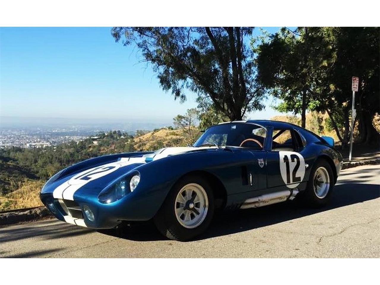 Large Picture of 1962 Daytona Coupe located in Irvine California Offered by Hillbank Motorsports - LBP2