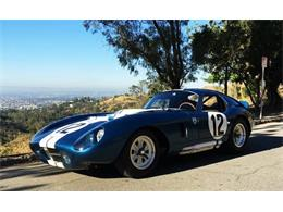 Picture of Classic 1962 Daytona Coupe located in Irvine California Offered by Hillbank Motorsports - LBP2