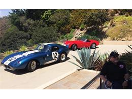 Picture of Classic 1962 Custom Built Daytona Coupe located in Irvine California - LBP2