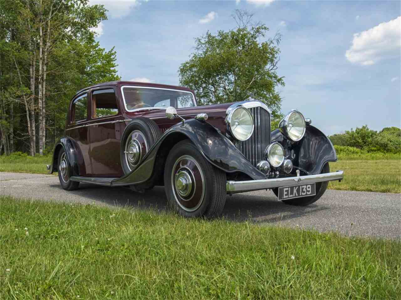 1937 Bentley 4-1/4 Litre for Sale | ClassicCars.com | CC-994940