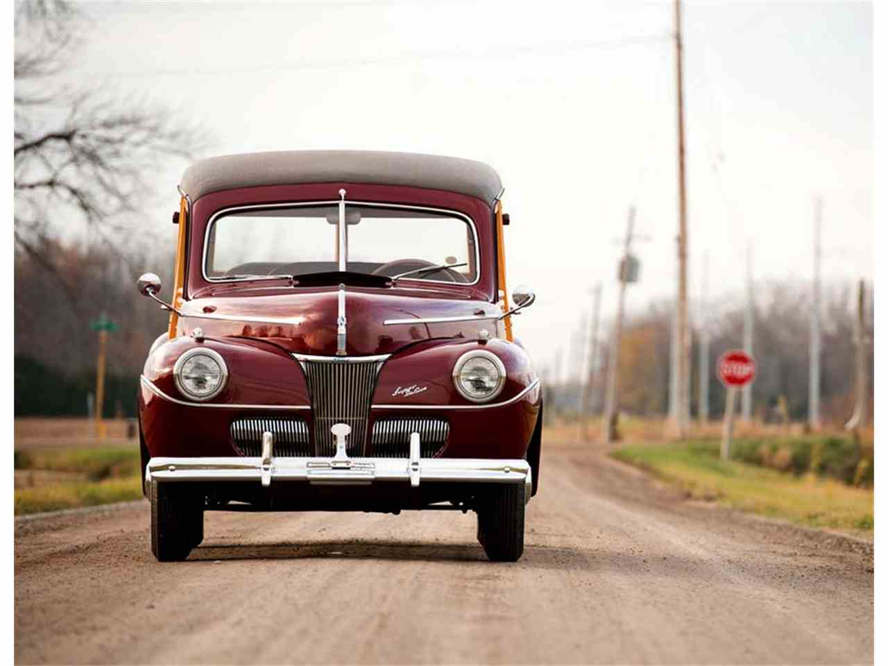 Large Picture of '41 Woody Wagon - LBPF