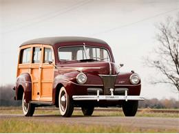 Picture of Classic '41 Woody Wagon located in California Offered by a Private Seller - LBPF