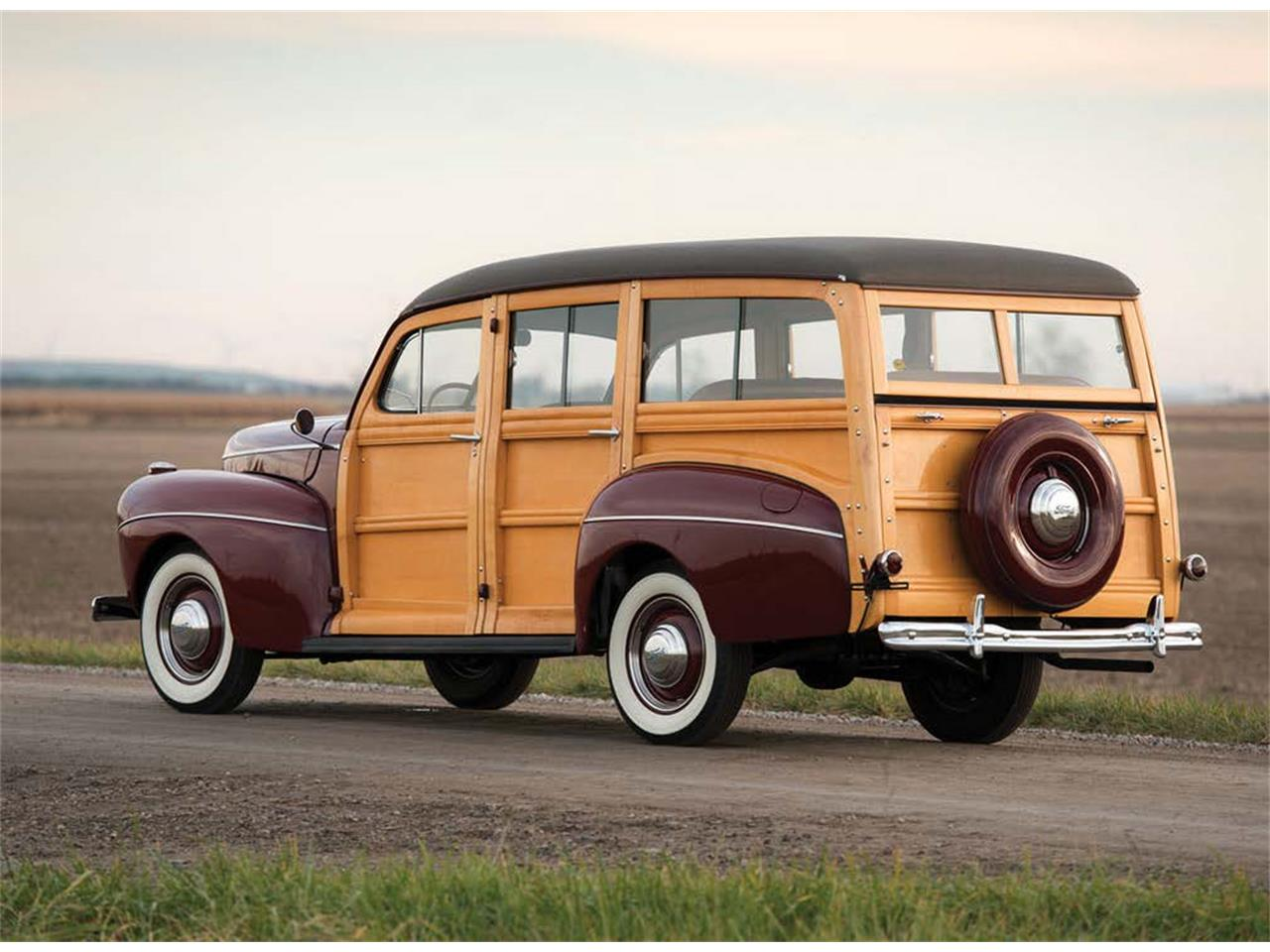 Large Picture of Classic 1941 Ford Woody Wagon located in California - LBPF