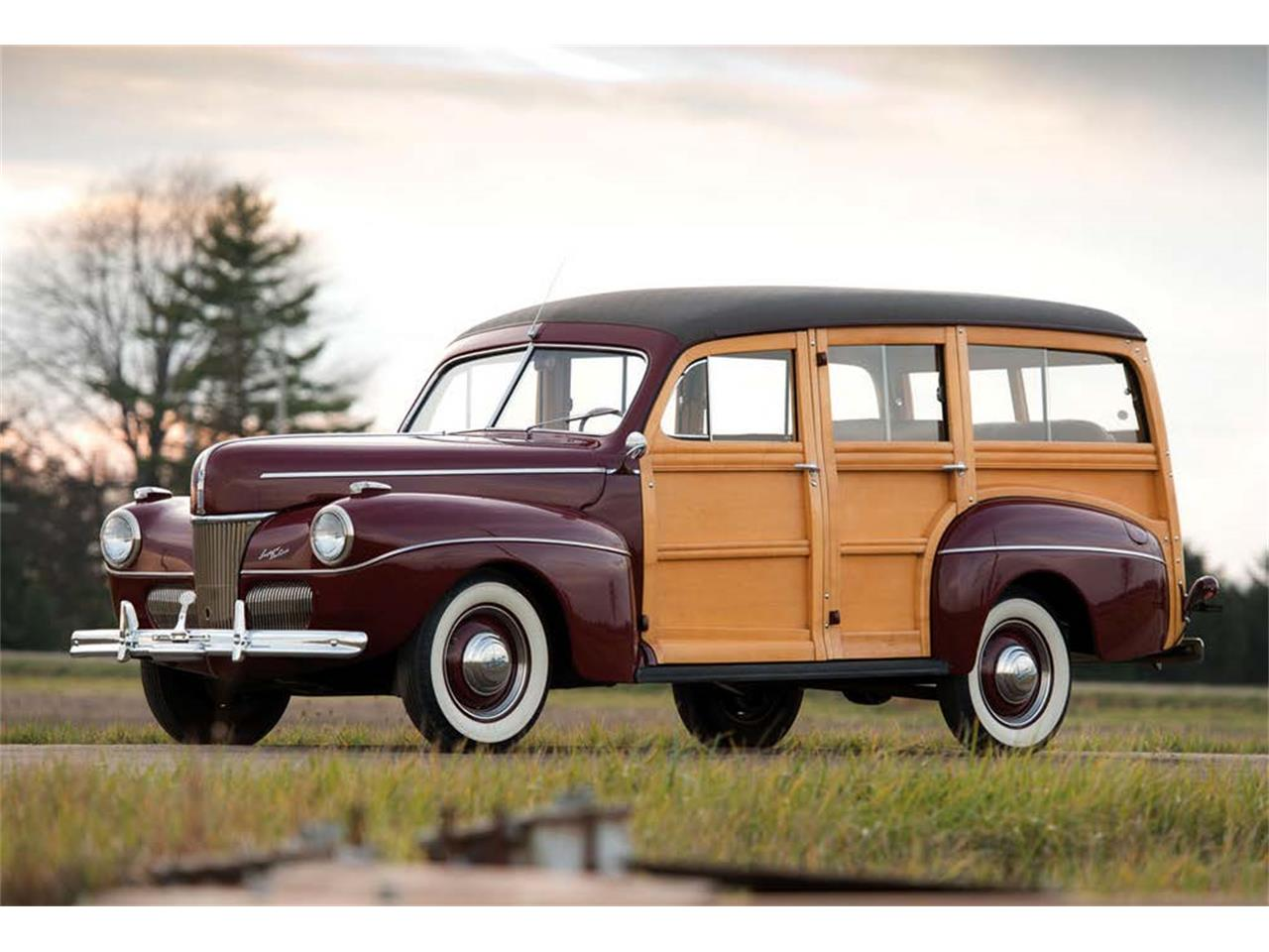 Large Picture of Classic '41 Woody Wagon - $59,000.00 - LBPF
